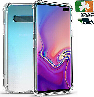 Samsung Galaxy S10 S9 S8 Plus Note 10 9 8 Case Shockproof Clear Bumper Cover