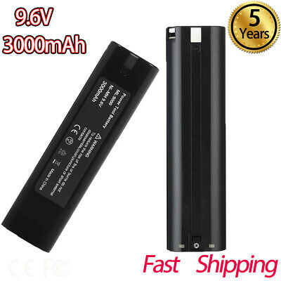 Replace for Makita 9.6V 3.0Ah 9000 Battery 9000 9001 9002 9033 9600 96003 6096D