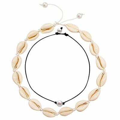 Chip Shell Necklace Beach Necklace for Sea Shell Necklace