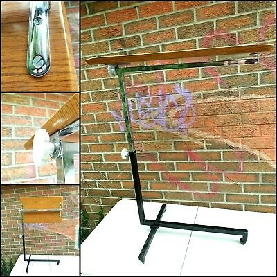Vintage Variett Trolley Table Bremshey & Co, 1960`| Midcentury |Adjustable Stand