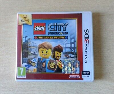 Lego City Undercover The Chase Begins Nintendo 2Ds 3Ds Italiano Come Nuovo Pal