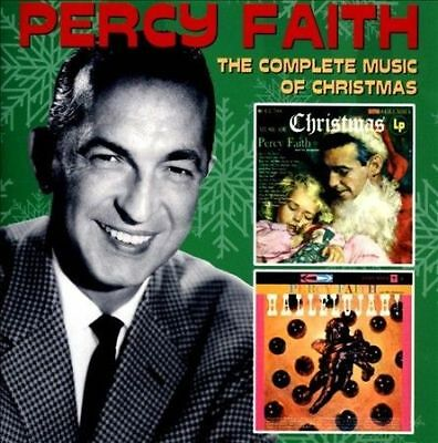 Percy Faith: The Complete Music of Christmas. 2CD Set