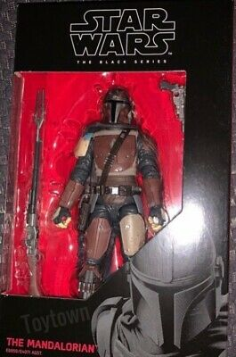 Star Wars The Black Series 6 Inch The Mandalorian 2019 Figure Presale