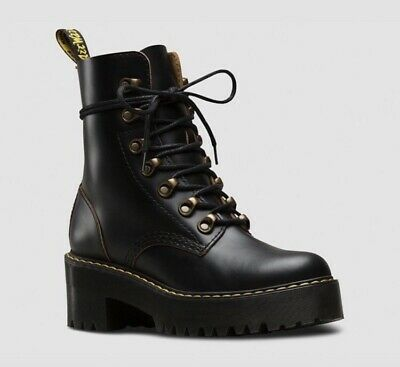 fashion styles Official Website coupon code NIB DR. MARTENS Women's 939 6 Eye Hiker Boot Greasy Suede ...