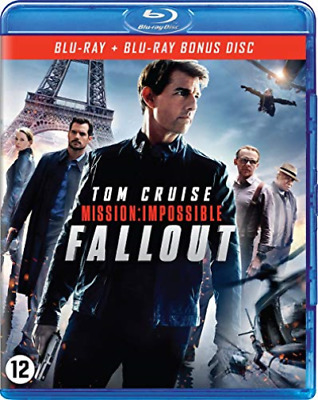 Mission Impossible 6 - Fallout BLU-RAY NEUF