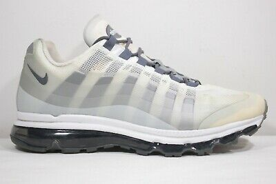 NIKE AIR MAX 95+ BB Men's Running Sneakers Size 11.5 White