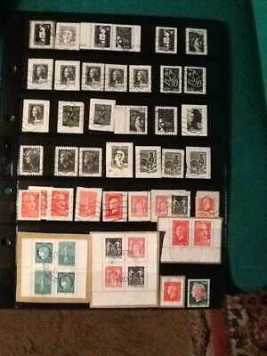 recent france stamps,booklet and mini sheet stamps,removed for sending