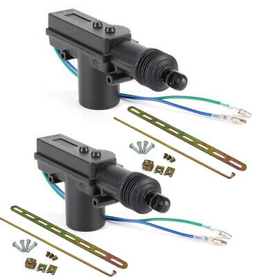 Universal Car Heavy Duty Door Lock Actuator 2 Wires 12V Auto Locking System