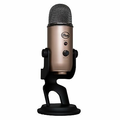 NEW! Blue Yeti USB Microphone - Aztec Copper