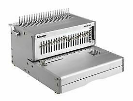 NEW! Fellowes Orion 500 Manual Comb Binder