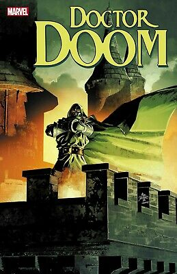 Dr Doctor Doom 1 1:10 Mike Deodato Incentive Ri Variant Nm