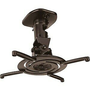 NEW! Amer Ceiling Mount for Projector 13.61 Kg Load Capacity Black