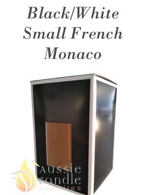 Aussie Candle Small French Monaco Jar Boxes X12