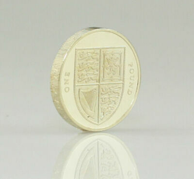 2016 Royal Shield £1 One Pound Proof Coin - Unreleased & Scarce