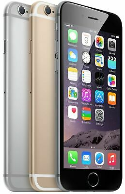 Apple iPhone 6 - 16/32/64/128GB Factory Unlocked GSM 4G iOS Smartphone Excellent