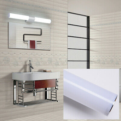 Modern Wall LED Front Makeup Light Bathroom Toilet Over Mirror Lamp Waterproof