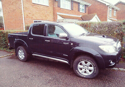 Toyota Hilux Invincible 3.0 D-4D 2011 Damaged Repaired 90% Only 58K From New Fsh