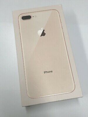 New Apple iPhone 8 Plus 64GB Gold T-Mobile Metro PCS AT&T GSM Unlocked