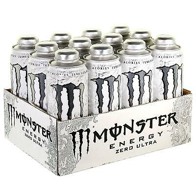 Monster Energy Mega Can Zero Ultra (24 oz./12 pk.)