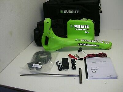 Utiliguard ADVANCED Ditch Witch Subsite  cable pipe wire utility  locator Rycom