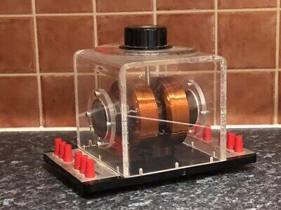Mutual & Self Inductance (Inductor) Laboratory Demonstrator