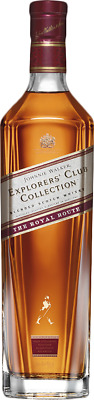 Johnnie Walker The Royal Route Explorers' Club Collection 1 Litre