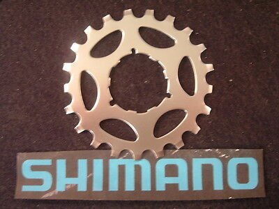 Cassette Sprocket...Silver New-Old-Stock Shimano Dura-Ace 18T UniGlide UG