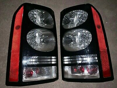 land rover discovery tdv6  rear left and right sides black led lights facelift