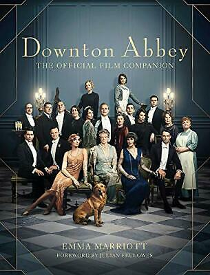 Downton Abbey: The Official Film Companion New Hardcover Book