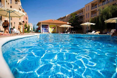 Furnished Studio with balcony in Sunny Day 6, Sunny Beach Ref.6749