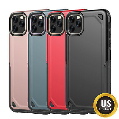 For iPhone 11/ 11 Pro/11 Pro Max Armor Shockproof Rugged Protective Case Cover