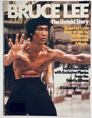Bruce Lee The Untold Story Collectors Issue