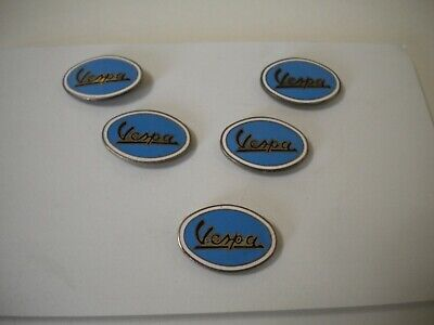 Vespa Scooter Lapel Pins-5