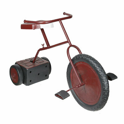 Ghostly Tricycle Animated Prop Self Moving Spirit Life Size Halloween Decoration