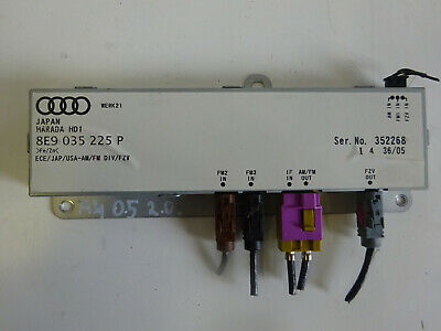 Audi A4 B7 2005 Antenna Amplifier 8E9035225P