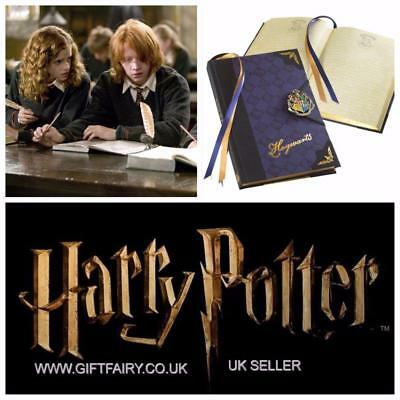 Oficial Warner Brothers Harry Potter Hogwarts Journal-The Noble Colección