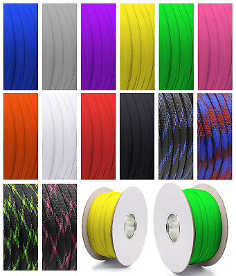 1/3/5/10m Sold by the Meter Braided Hose Fabric Hose Cable Hose Cable Protection