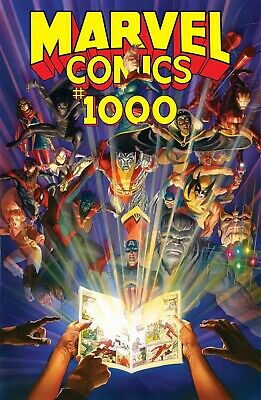 MARVEL COMICS 1000 1st PRINT NM