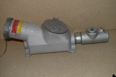 ^^ Crouse Hinds Bhr3583 Nw Amps Explosion Proof Receptacle (E18) - New