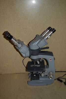 American Optical Spencer Face To Face Teaching Microscope (P52)