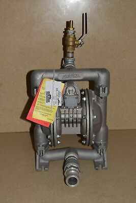Idex Versa-Matic E1Aa2R229 Diaphragm Air Operated Pump- Still With Tags (#1)