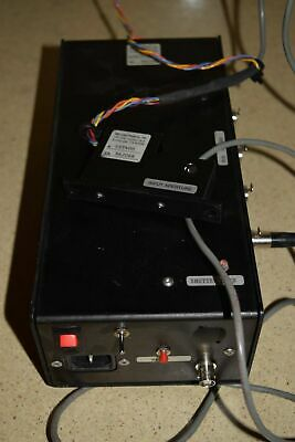 Nm Laser Products Inc Cd11Fs4B Power Supply W/ Laser Shutter Lst400