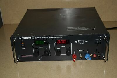 Bk Precision High Current Regulated Dc Power Supply 1791