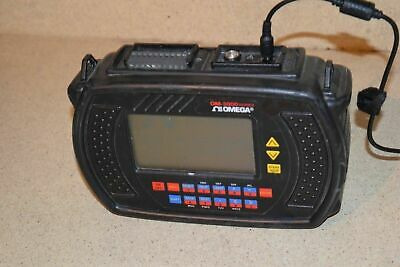 Omega Om-3000 Series Model Om-3001 Portable Data Logging System