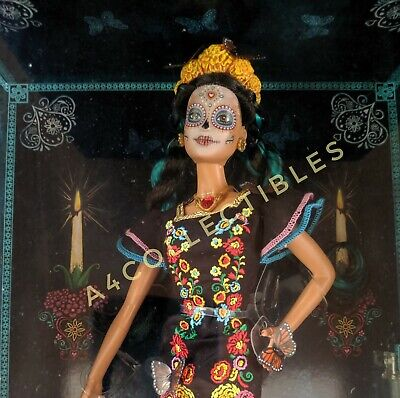 BARBIE Dia De Los Muertos Day of The Dead Doll  Holiday NEW In Hand SHIPS FAST