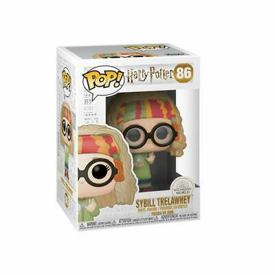 Funko Pop! Movies: Harry Potter - Professor Sybill Trelawney 86 42192 In Stock