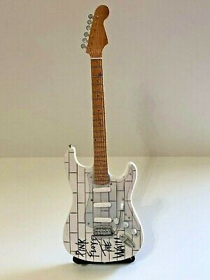 Pink Floyd The Wall Miniature Guitar Brand New in Gift Box