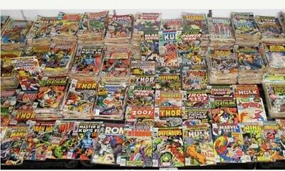 Estate Sale 6 COMIC Lot More Resale Value Than Cost Spider-Man Guaranteed F-NM