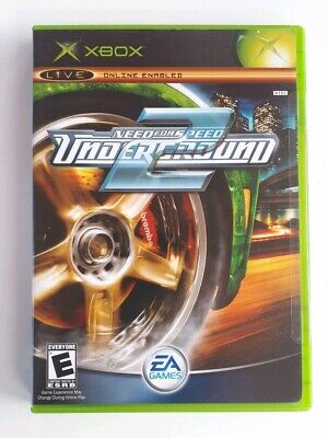 Need for Speed: Underground 2 (Microsoft Xbox, 2004)Feel the need Canada feel it