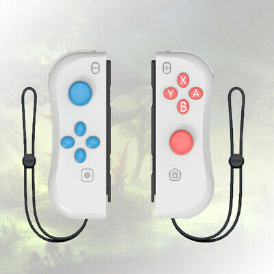 Joy-Con Game Controllers Gamepad Joypad for Nintendo Switch Console Light grey